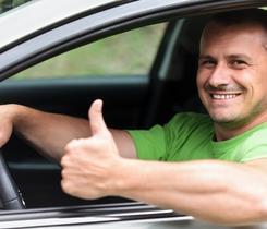 הנהג הרשלן הסביר